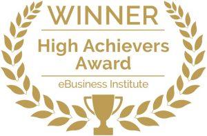 eBusiness Institute Student High Achievers Award